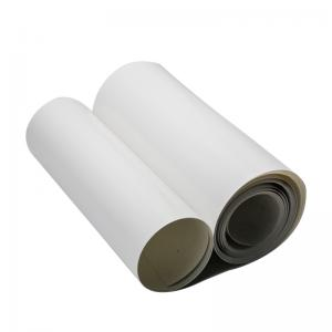 Black And White Silicone Coated PET Plastic Release Film