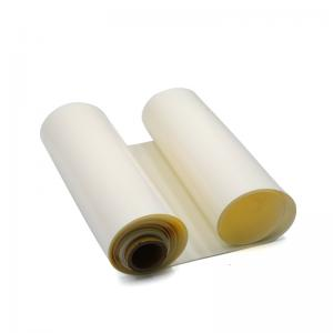 High Gloss White Plastic PBT Film For Skiing Board
