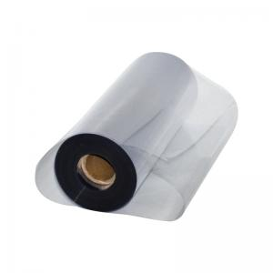 Clear Rigid Plastic 0.3mm PET Film Rolls For Packaging