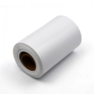 300 Mic White Opaque Color Rigid PVC Film For Blister Packing